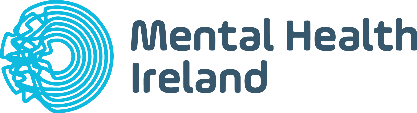 Mental Health Ireland logo