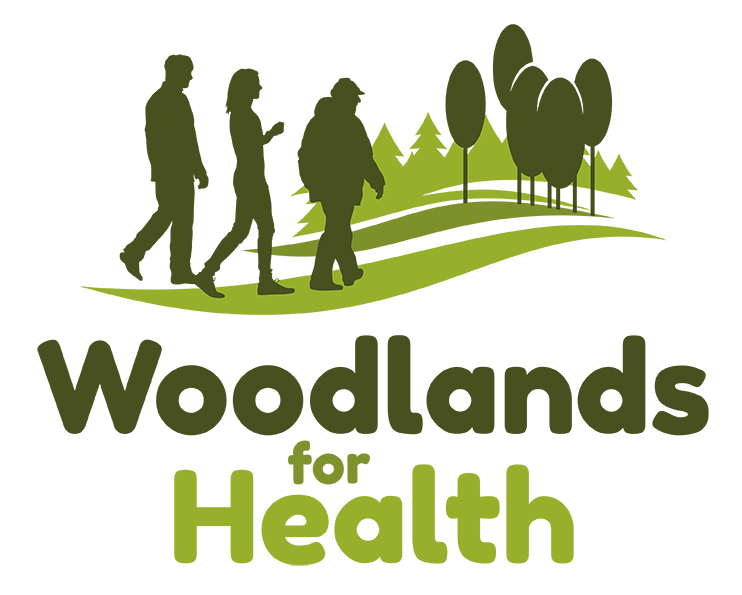Woodlands for Health logo